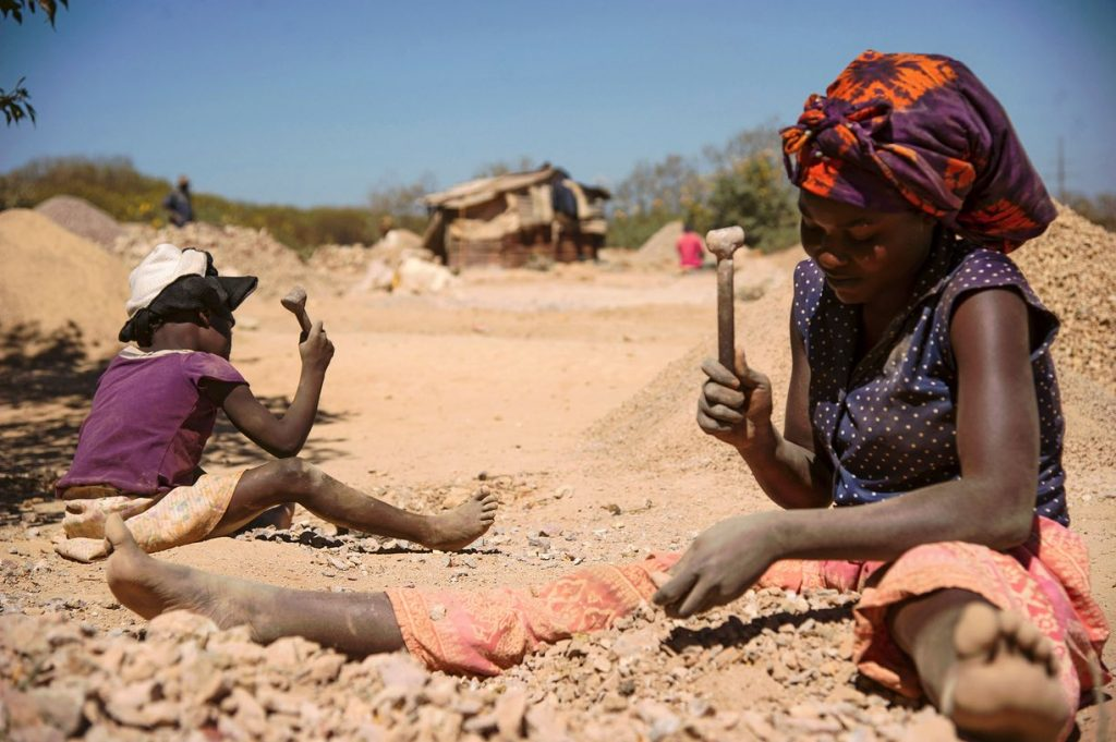 the issue of child labor in africa
